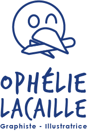 Ophelie Lacaille Graphiste Illustratrice